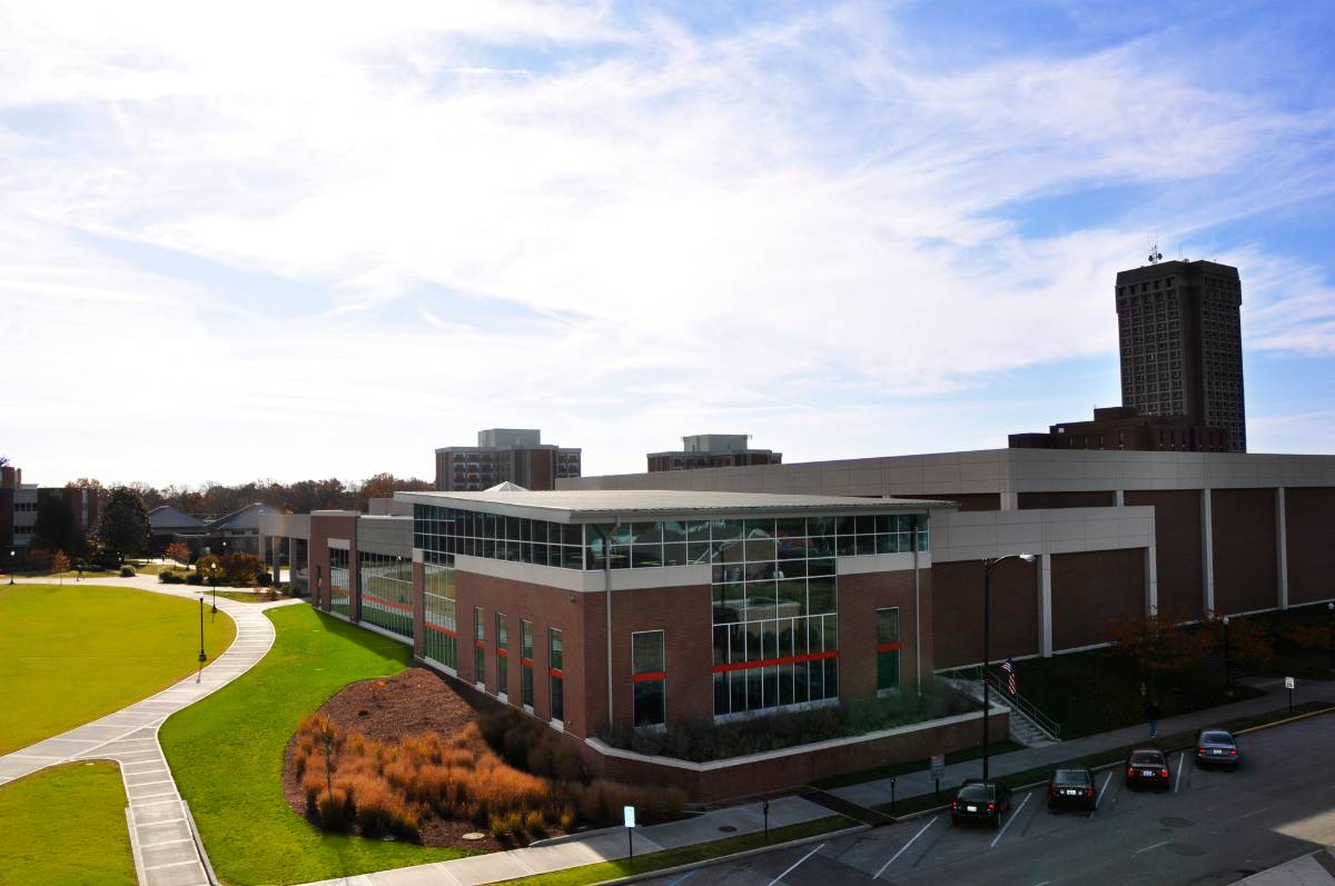 The Raymond B. Preston Health & Activities Center