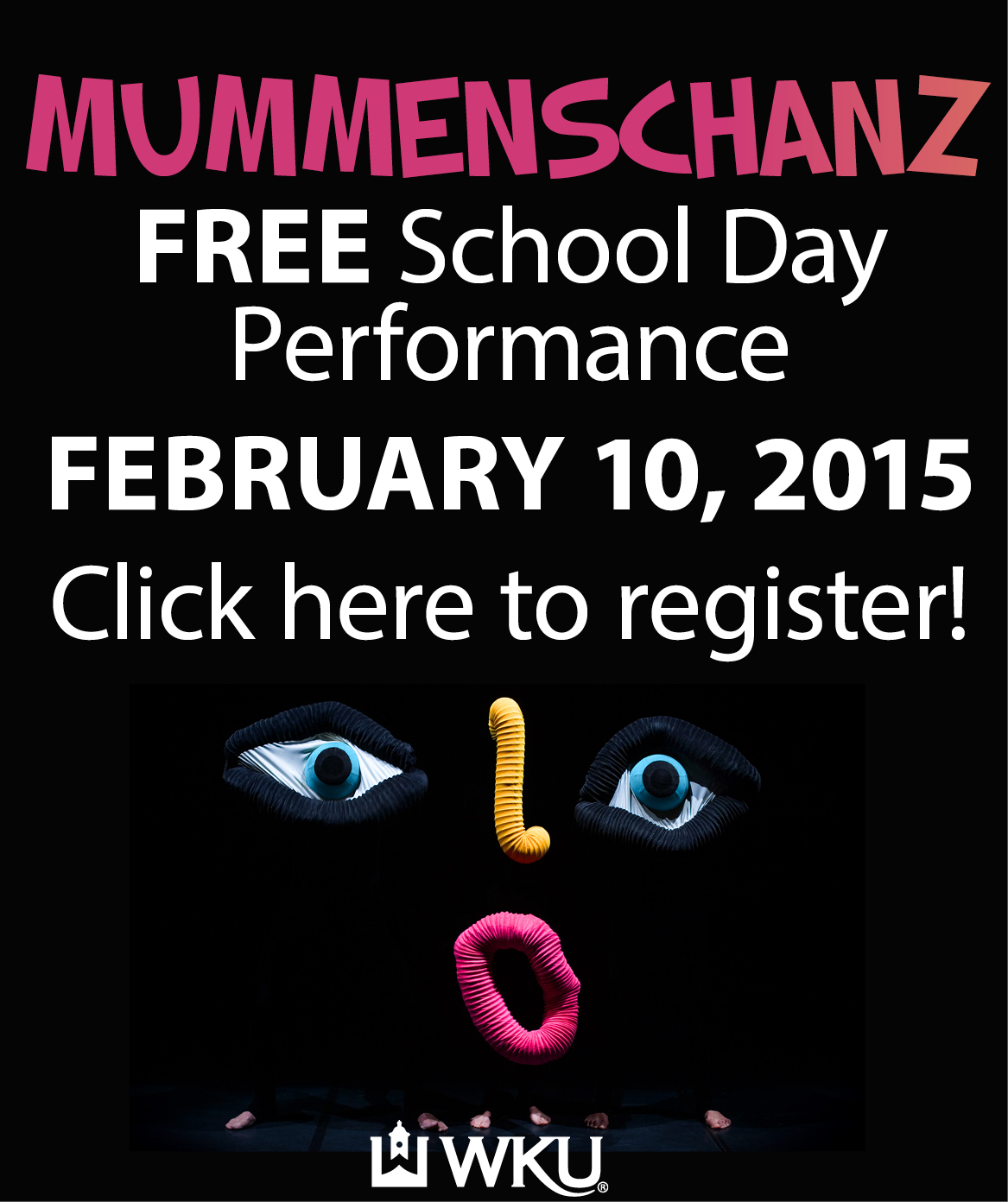mummenschanz school day registration