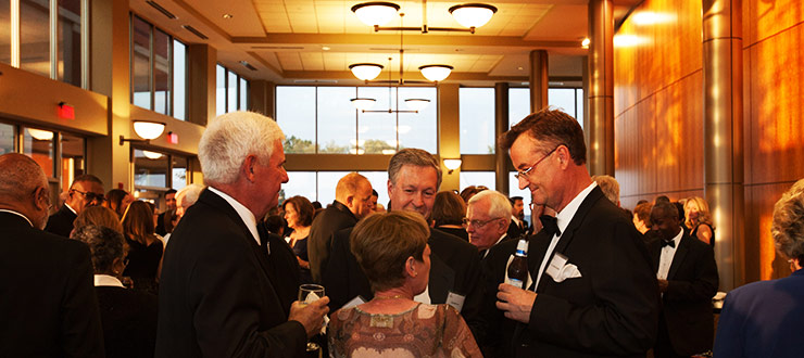 The WKU 2012 Gala, A New Century of Spirit, was held at the Knicely Center.