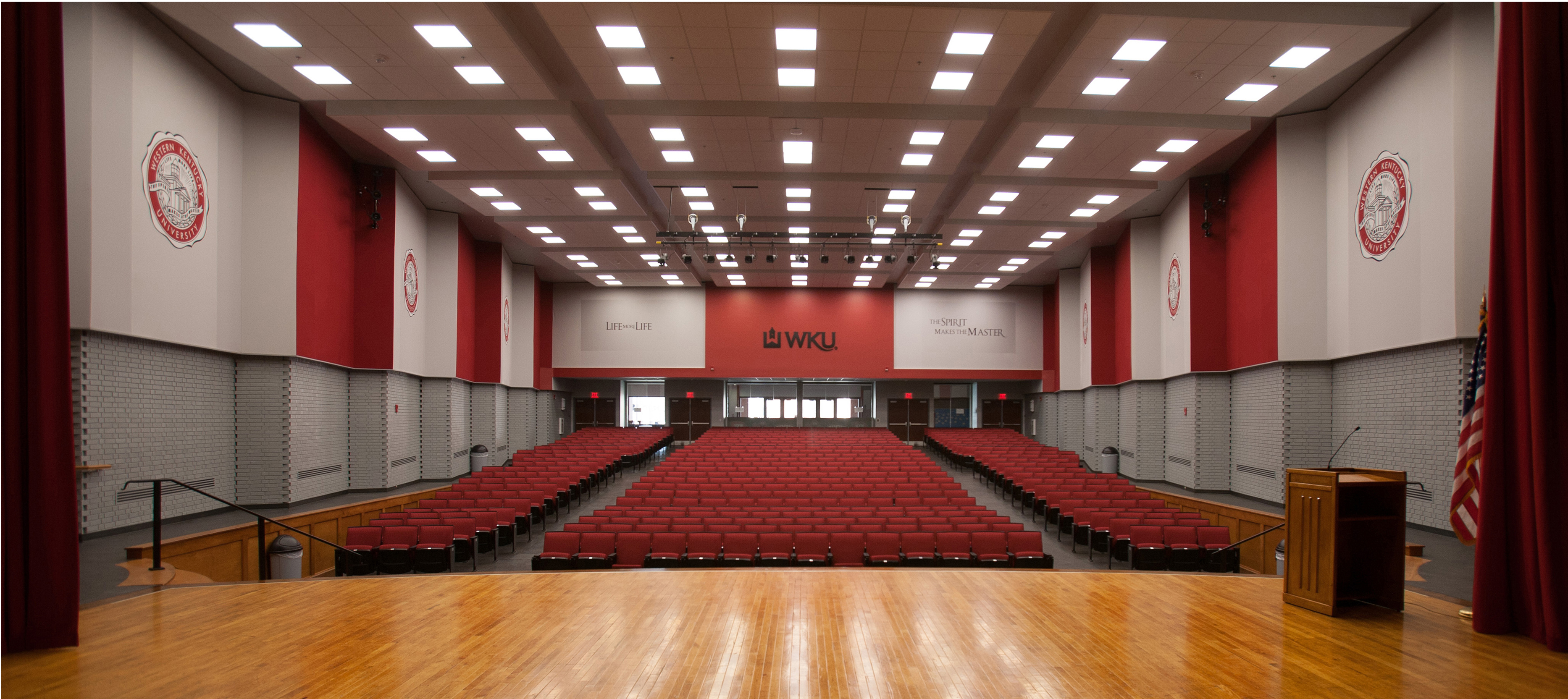 Downing Student Union Auditorium