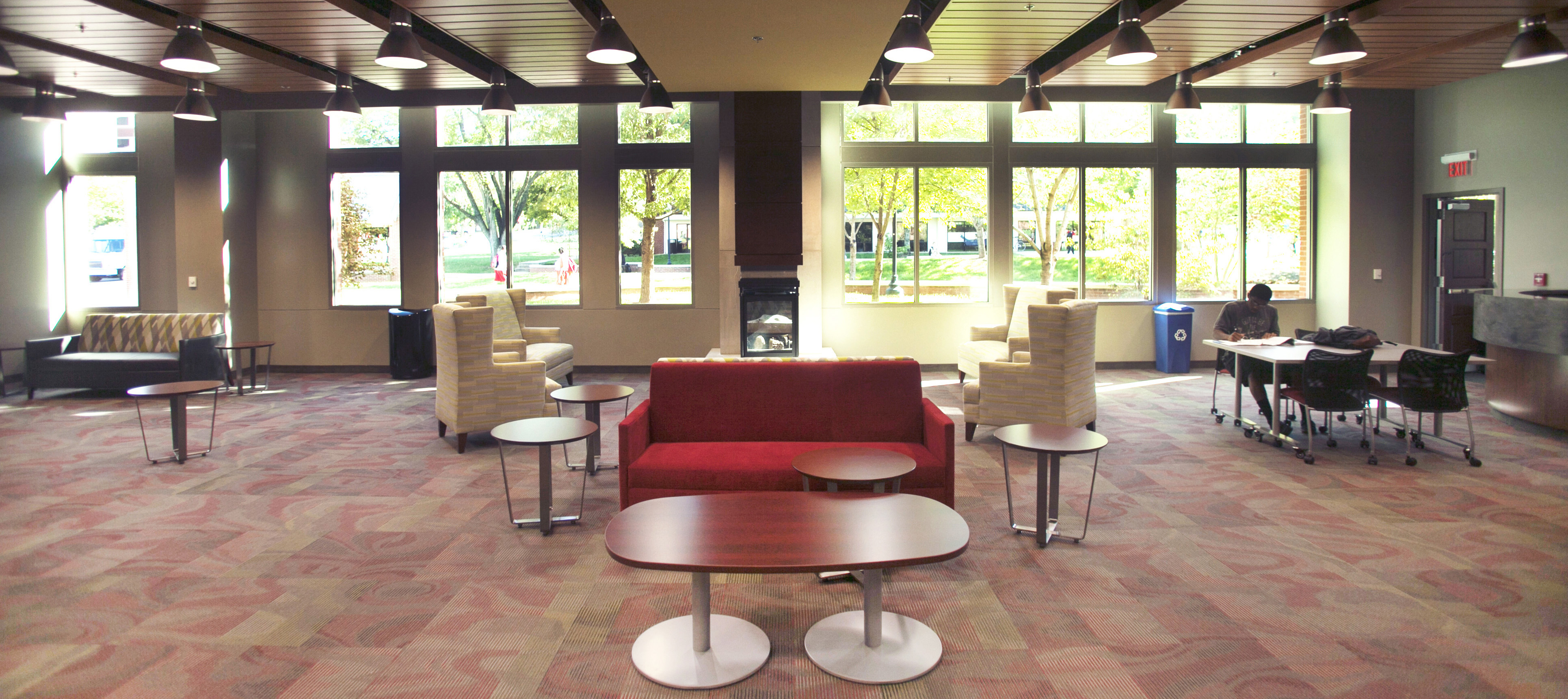 DSU 24-Hour Study Lounge