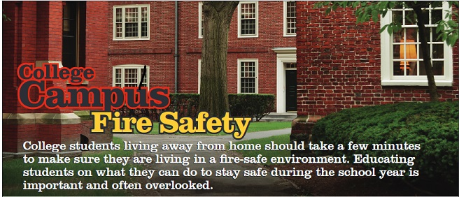 College Campus Fire Safety