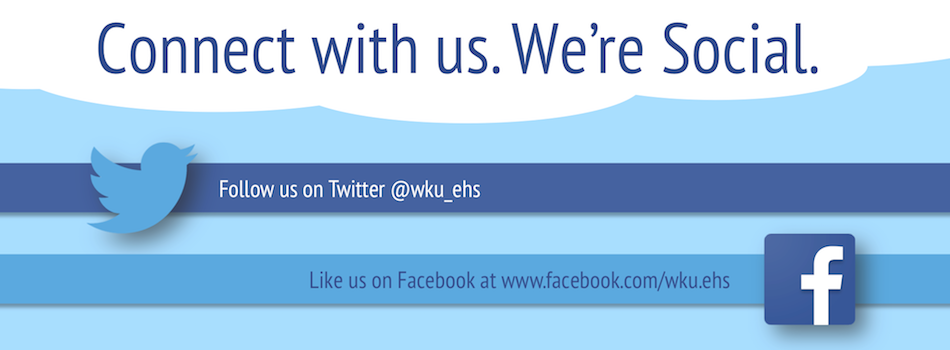 Connect with Us. We'e Social.