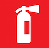 fire and life safety icon