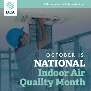 IAQA Indoor Air Quality Month