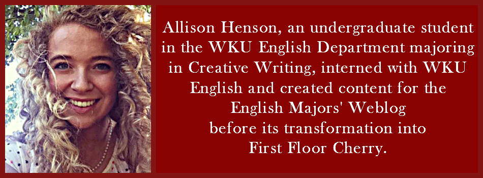 To download a PDF of Allison Henson's profile, click on this image.