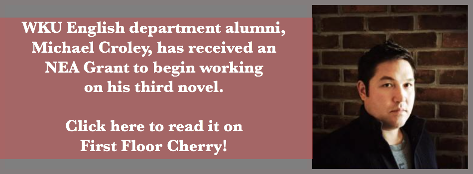 Read about Croley's endeavors on First Floor Cherry by clicking here.