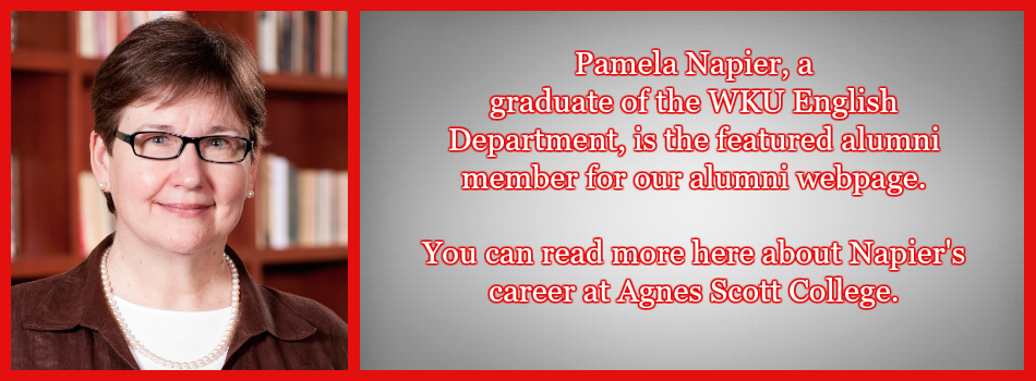 To learn about Pamela Napier's career at Agnes Scott College, click here.