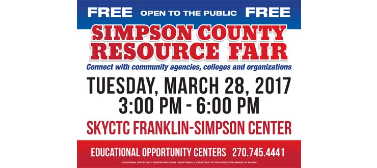 Simpson County Resource Fair