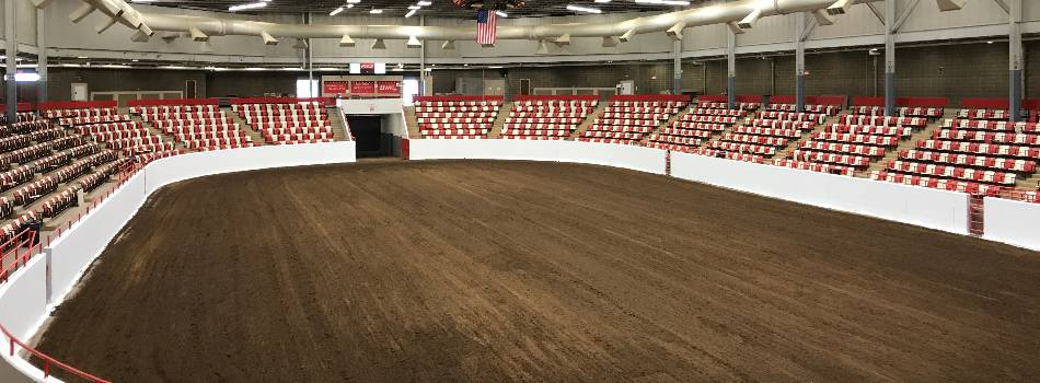 L D Brown Ag Expo Center