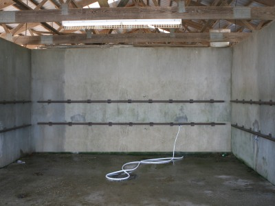 Barn Wash Rack