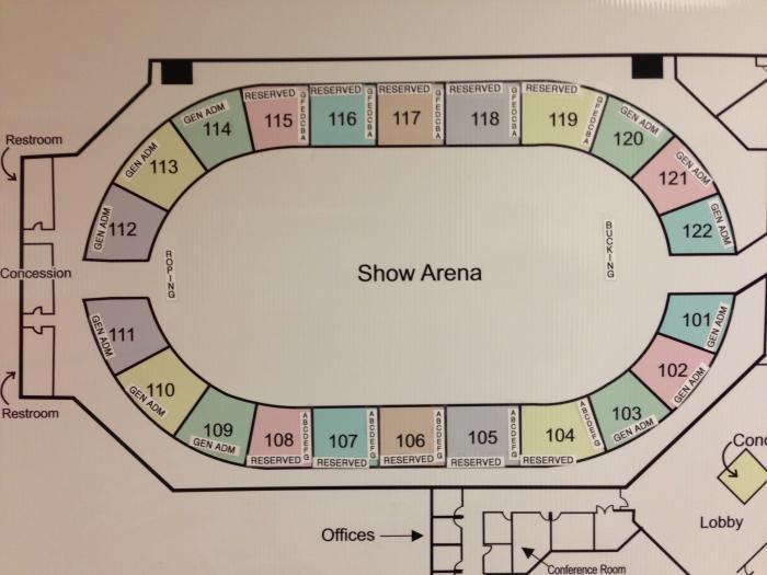 WKU Ag Expo Center Seating Chart | Western Kentucky University