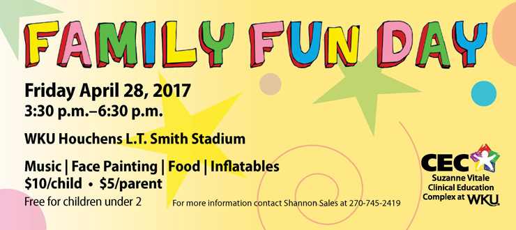 Family Fun Day 2017 info