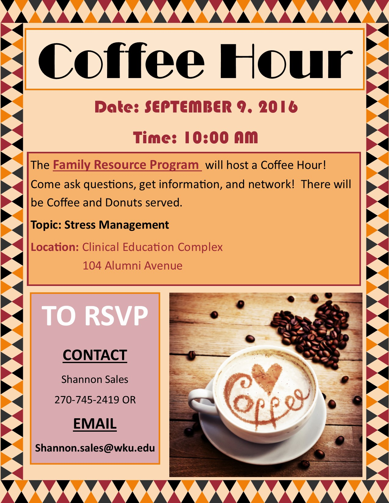 Sept Coffee Hour flyer
