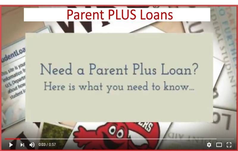Parent PLUS Loans Video Preview