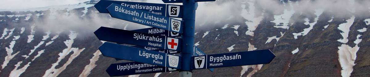 iceland signs