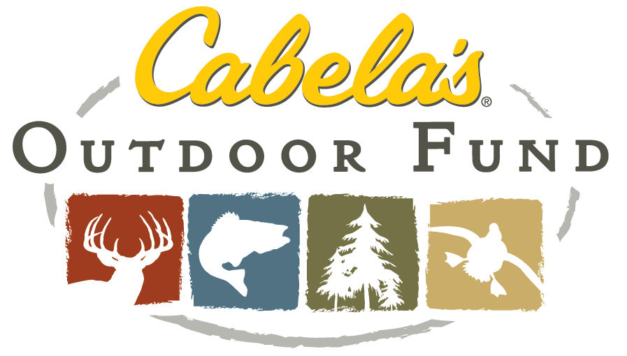 Cabela's Outdoor Fund logo