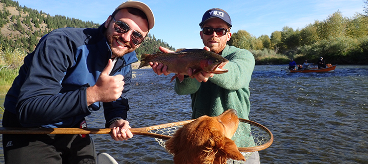 Adam - Fly Fishing Montana 2014