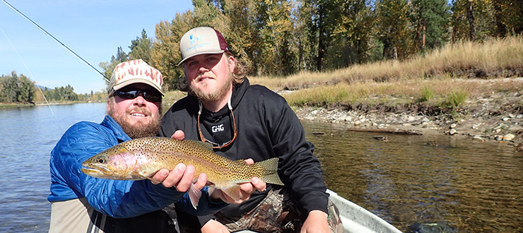 Mark - Fly Fishing Montana 2014