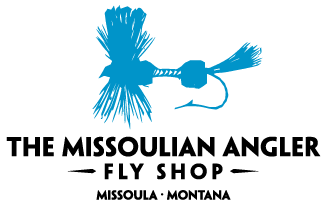 The Missoulian Angler Fly Shop logo