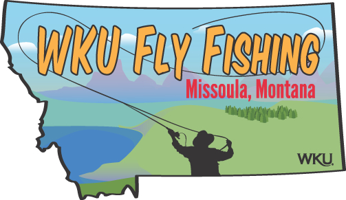 WKU Fly Fishing Montana Logo