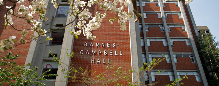 Barnes-Campbell Hall