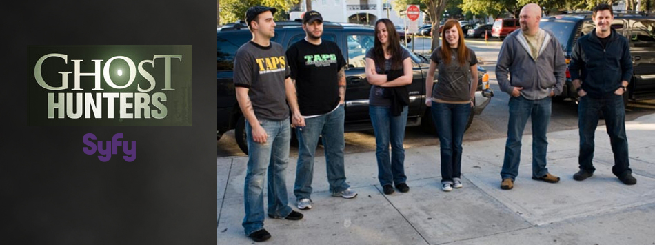 "Syfy's Ghost Hunters visited WKU's main campus in the fall of 2012 to investigate ghost stories in Florence Schneider Hall, Van Meter Hall and Potter Hall.  You may watch the ""Higher Dead-ucation"" episode via the videos on this page."