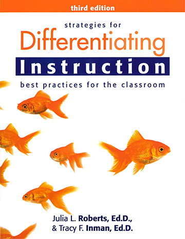 Strategies for Differentiating Instruction (third edition)