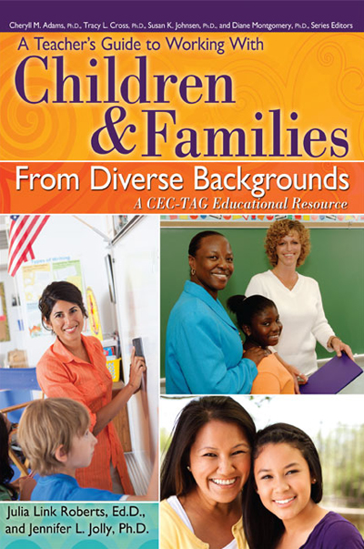 children from diverse backgrounds