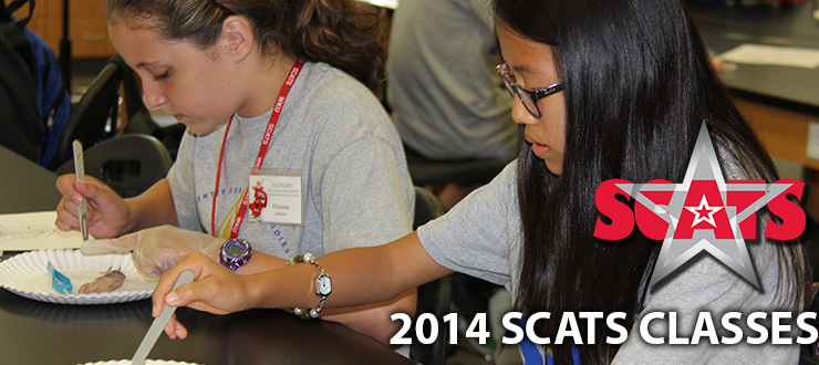 2014 SCATS Classes