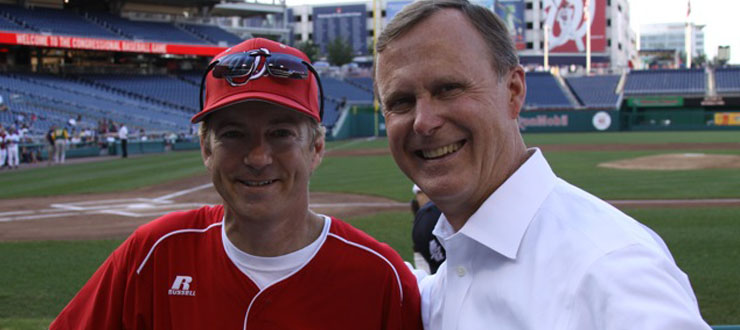 Rand Paul and Gary Ransdell