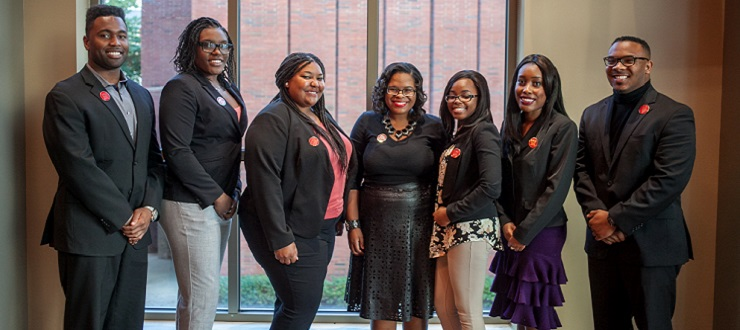 2016-17 Distinguished Minority Fellows