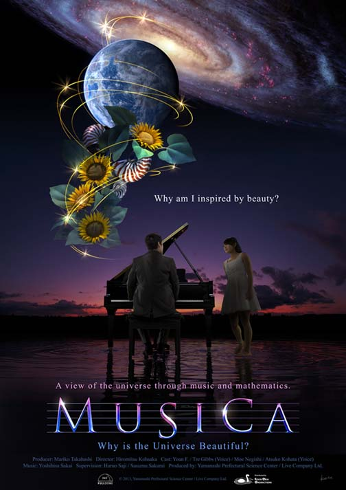 Musica Poster
