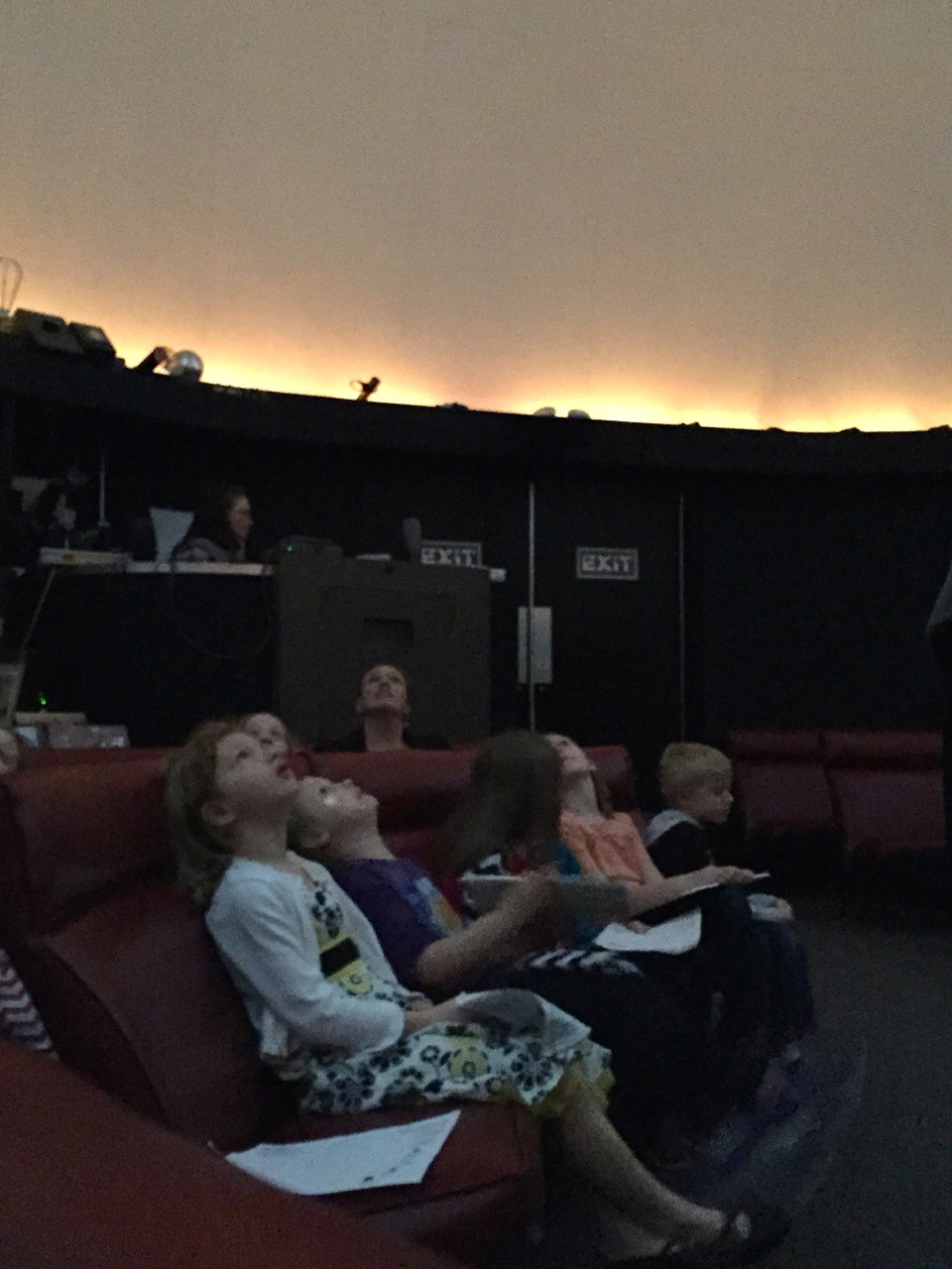 Planetarium Program