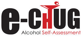 Link to e-CHUG alcohol assessment website