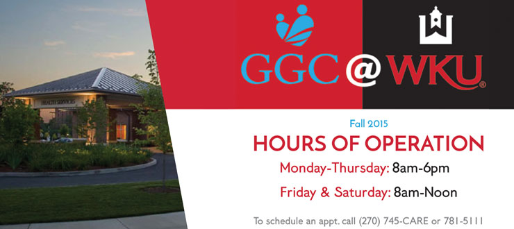 Graves Gilbert Clinic image and hours of operation