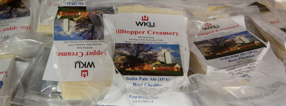 Hilltopper Creamery Cheese