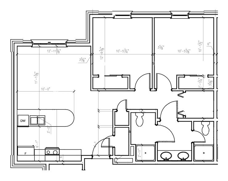 Floor plans for Apartment floor plans pdf