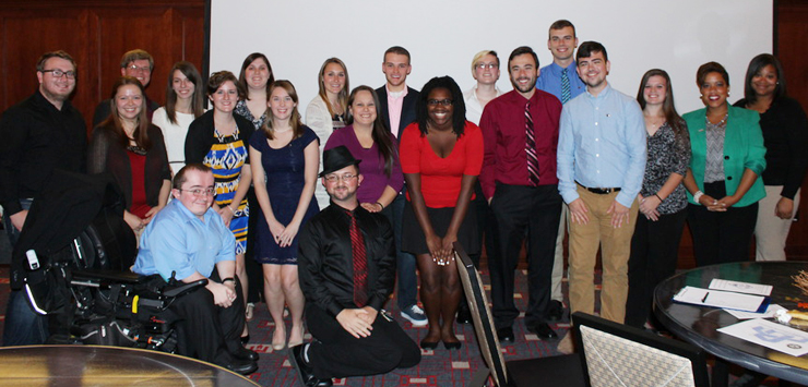 NRHH Induction Group