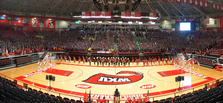 WKU Welcomes the Class of 2018! #wku18