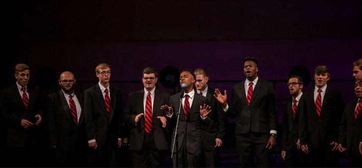 WKU Choirs held their Fall Concert on Sunday, October 11 at Van Meter Auditorium.