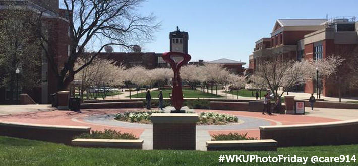 #WKUPhotoFriday @care914 picture of Centennial Mall
