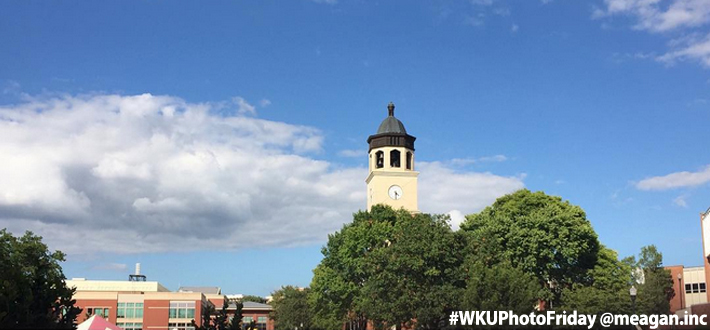 #WKUPhotoFriday @meagan.inc
