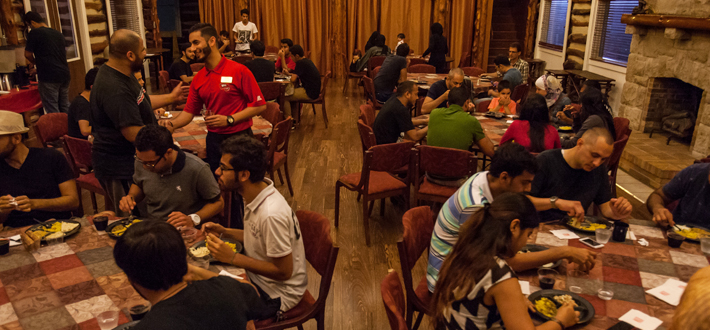 The WKU International Student Office hosted one of several Iftar Dinners July 6 for students observing Ramadan. Iftar Dinners are free and open to the public, with several taking place this month. For more info, please visit the WKU Events Calendar.