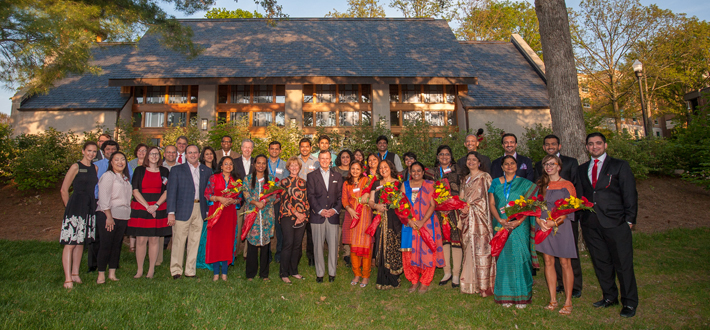 WKU hosted several educators from India this week who are helping to recruit students from India to study at WKU.
