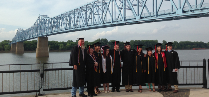 The WKU Owensboro Commencement was held at the Riverpark Center in Owensboro on Monday, May 18.