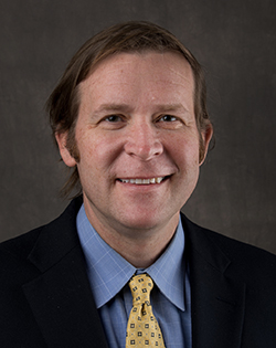 Noah Ashley, Asst. Prof., Biology, WKU