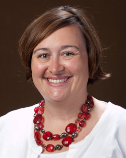 Amy Hardin, Director of Development for WKU Libraries & Student Affairs