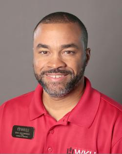 Eric Browning, BSN, RN, MA,