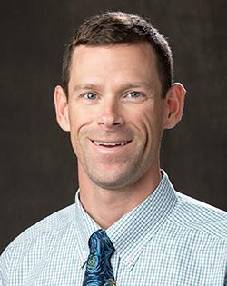 Dr. Eric Knackmuhs, Ph.D.